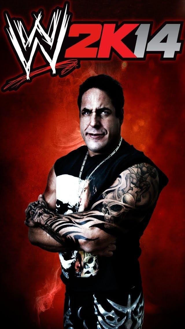 Ricky Banderas RICKY BANDERAS quotEL MESIASquot CAW WWE2K14 PS3 AFAHIUS CAWS