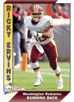 Ricky Ervins Ricky Ervins Gallery The Trading Card Database