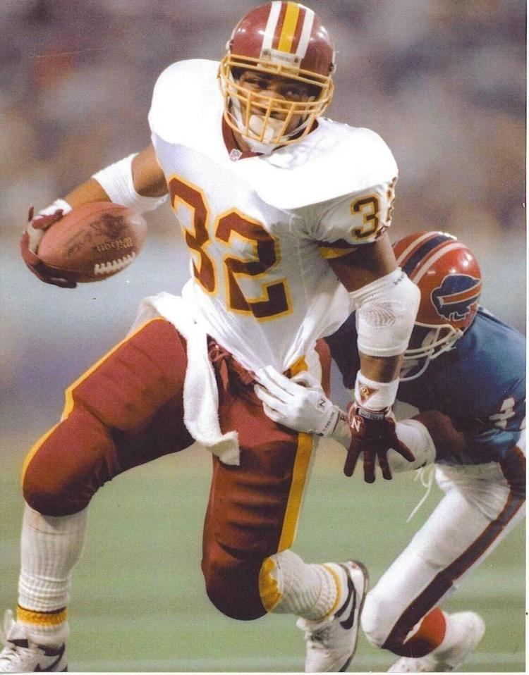 Ricky Ervins RICKY ERVINS Washington Redskins Washington Redskins Pictures