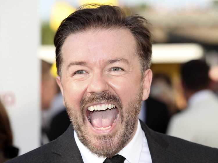 Ricky Gervais Ricky Gervais Reveals Far Too Much In Funny Reddit AMA