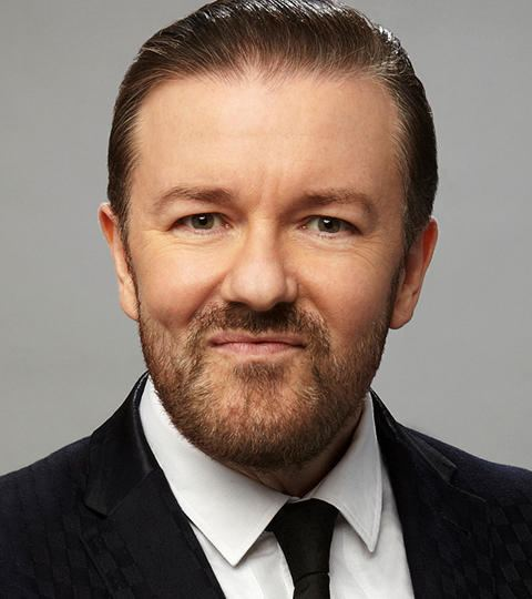 Ricky Gervais Ricky Gervais Guests on The Tonight Show Starring Jimmy
