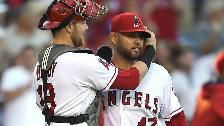 Ricky Nolasco Angels Ricky Nolasco throws complete game MLBcom