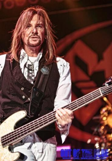 Ricky Phillips On Tour An interview with Styx bassist Ricky Phillips