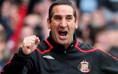 Ricky Sbragia Sunderland39s Ricky Sbragia says Roy Keane should