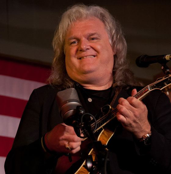 Ricky Skaggs AUDIO Interview with bluegrasscountry artist Ricky