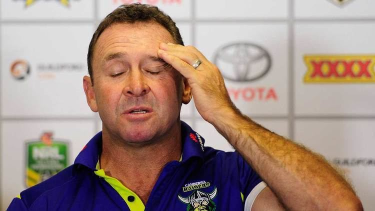 Ricky Stuart Ref bashing Ricky Stuart hit with NRL fine Sportal New