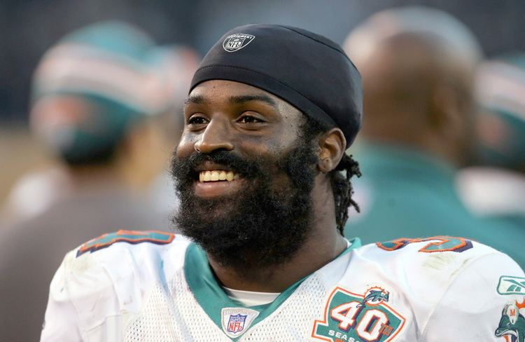 Ricky williams shaved
