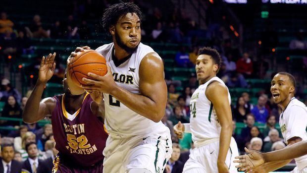 Rico Gathers Rico Gathers sets Big 12 record with 28 rebounds in Baylor