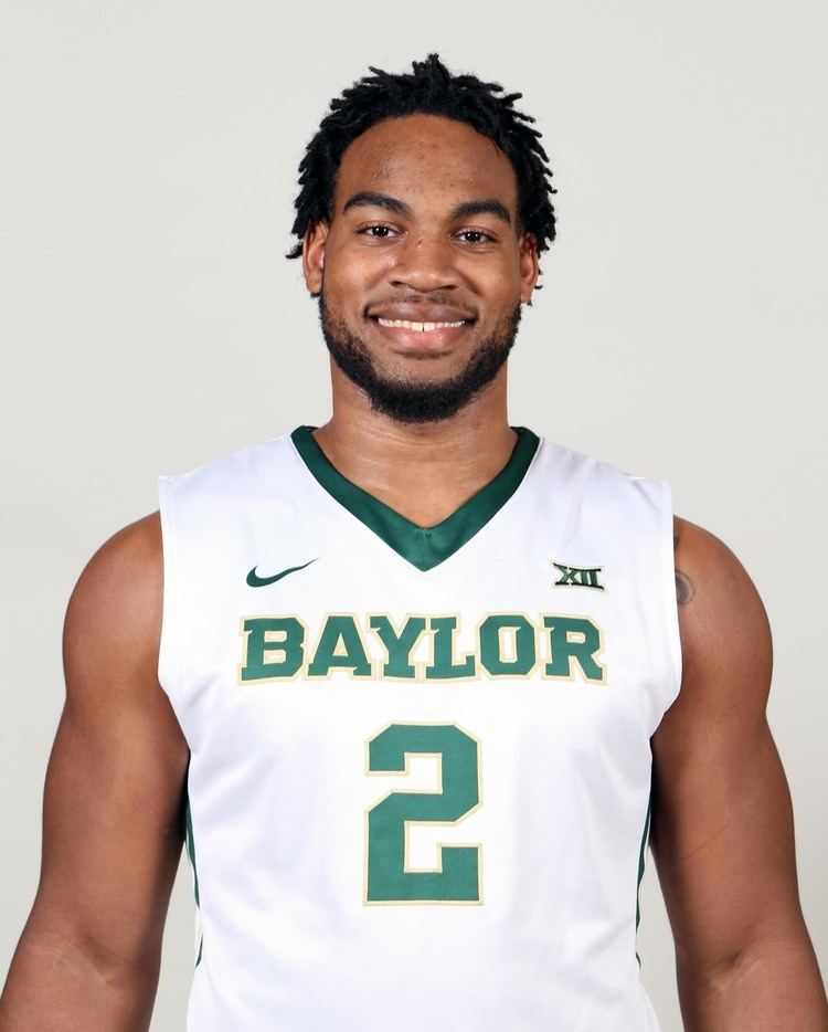 Rico Gathers Rico Gathers wins CoBig 12 Player of the Week The
