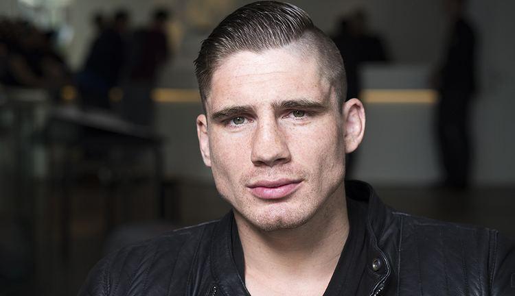 Rico Verhoeven GLORY kickboxing champ Rico Verhoeven contemplating fulltime move