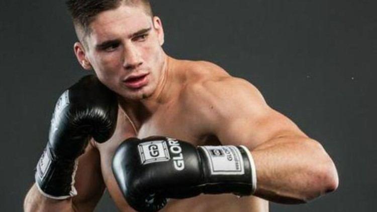 Rico Verhoeven Jacky Duchenne vriendin van wereldkampioen kickboksen Rico