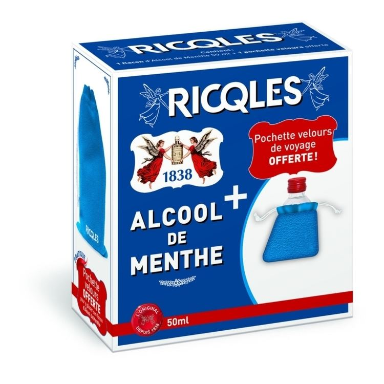 Ricqlès L39alcool de menthe Ricqls pour des vacances sans tracas Diaporama