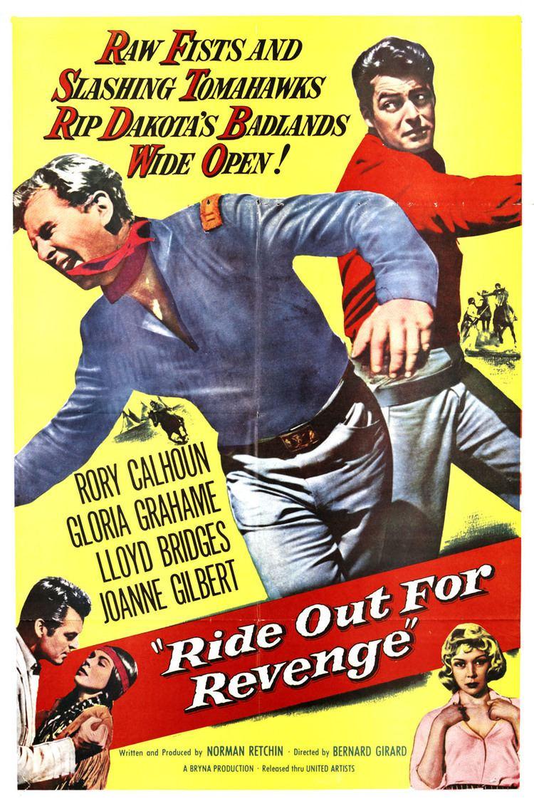 Ride Out for Revenge wwwgstaticcomtvthumbmovieposters44169p44169