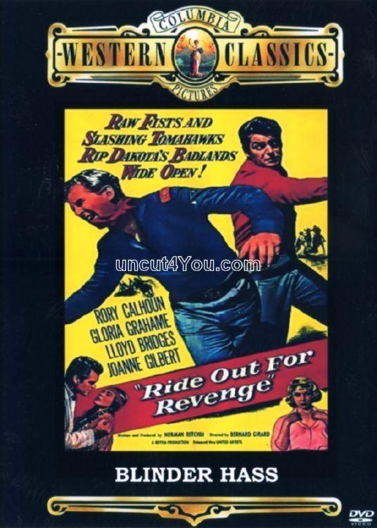 Ride Out for Revenge Dvduncutcom unzensierte DVDs Shop Blinder Hass Ride Out for