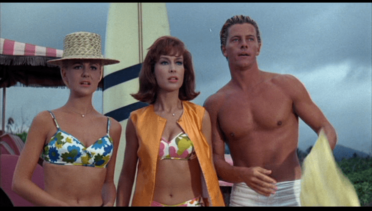Ride the Wild Surf Love Those Classic Movies Ride the Wild Surf 1964