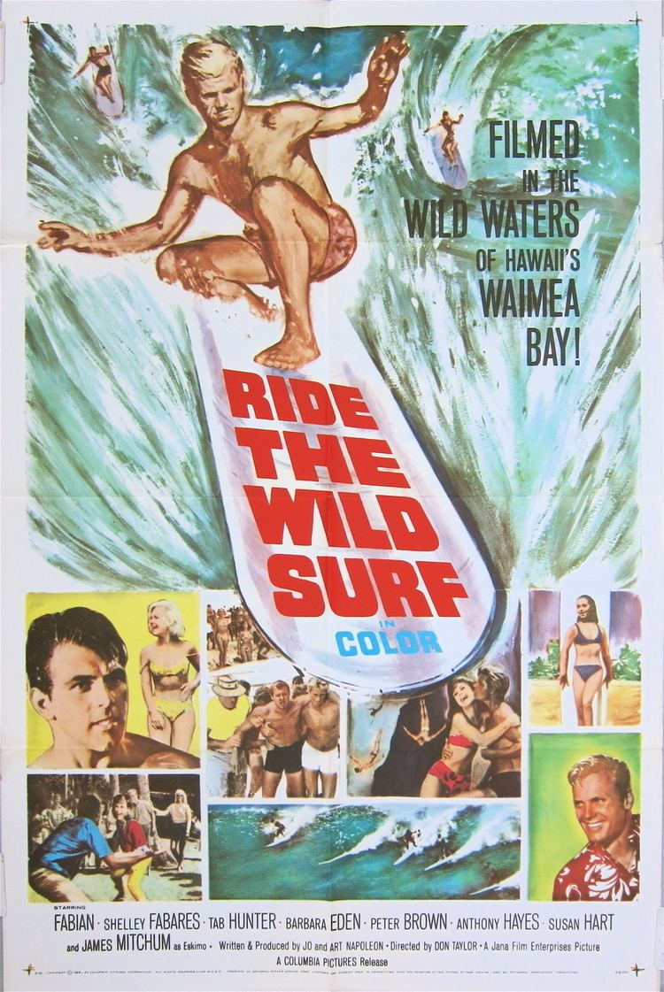 Ride the Wild Surf Ride the Wild Surf 1964 Beach Party Movies