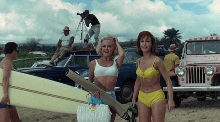 Ride the Wild Surf RIDE THE WILD SURF 1964 Hunt for the Rad TabTober
