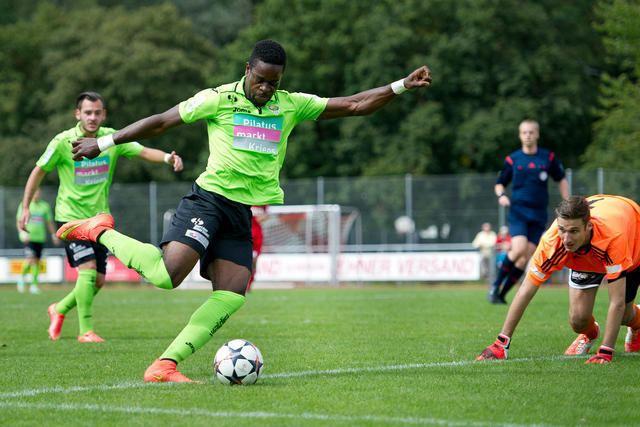 Ridge Munsy Ridge Munsy wechselt zum FC Thun SC Kriens Neue
