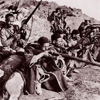 Rif War Warfare History Blog Rif War Spain39s War in the Rif of Northern