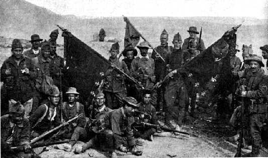Rif War Timeline for the Third Rif War 192025 Steven39s Balagan