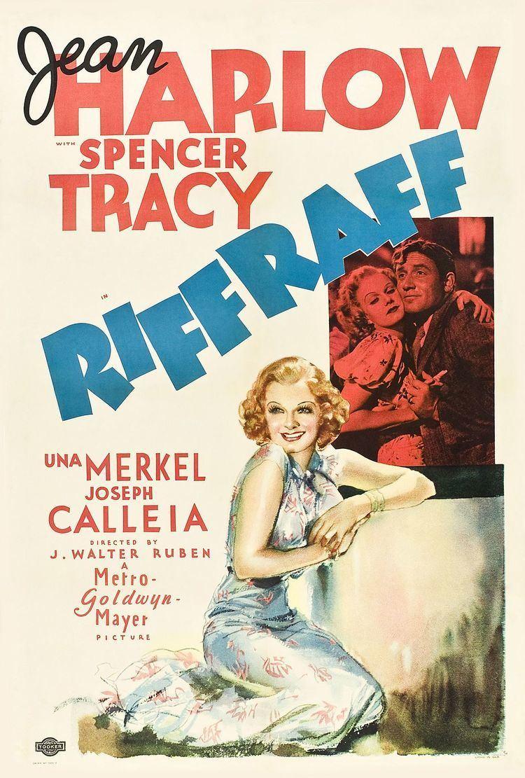 Riffraff (1936 film) Riffraff 1936 film Wikipedia