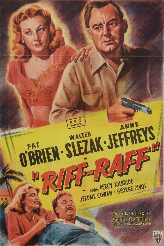 Riffraff (1947 film) Riffraff June 28 1947 OCD Viewer