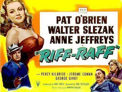 Riffraff (1947 film) Riffraff 1947 Journeys in Classic Film