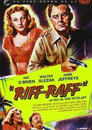 Riffraff (1947 film) RiffRaff aka Riffraff 1947 Official Region 2 PAL release plays