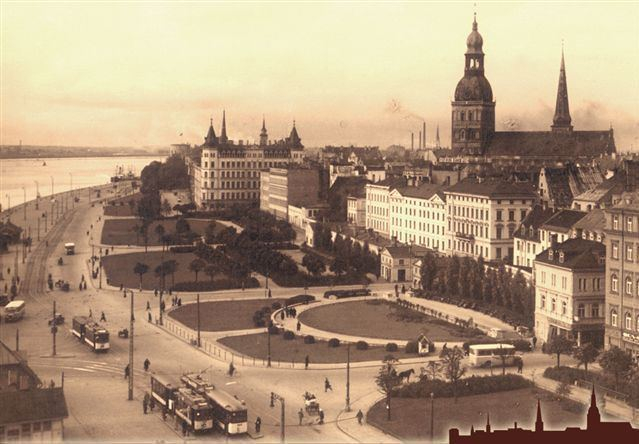 Riga in the past, History of Riga
