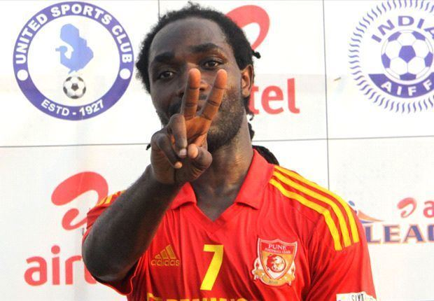 Riga Mustapha Mustapha Riga If you play me behind the striker I can