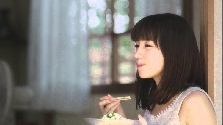 Riisa Naka Riisa Naka Mister donut Grated ice noodles quotHot days of