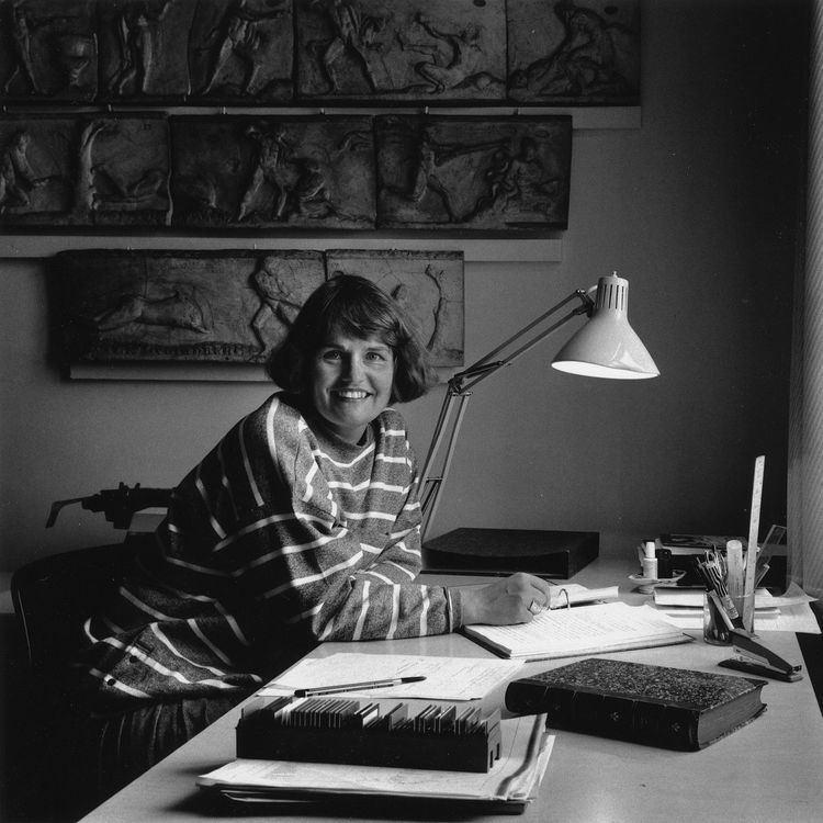 Riitta Nikula The path to becoming an art history scholar of urban development