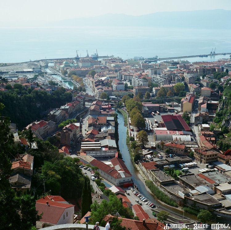 Rijeka Beautiful Landscapes of Rijeka