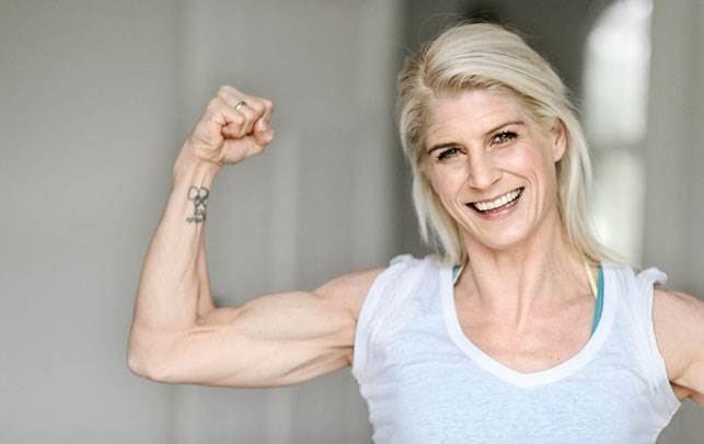 Rikke Hørlykke Rikke Hrlykke En sund og strk krop giver dig frihed fit living