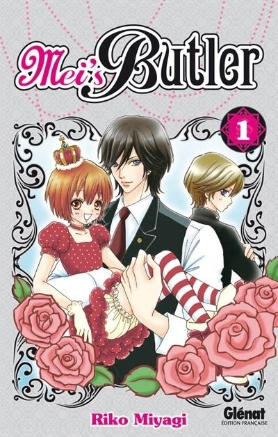 Riko Miyagi RIKO MIYAGI Mei39s Butler 01 Manga BOOKS RenaudBray