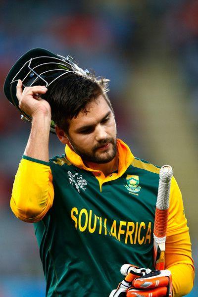 Rilee Rossouw Photos Photos South Africa v Pakistan 2015 ICC