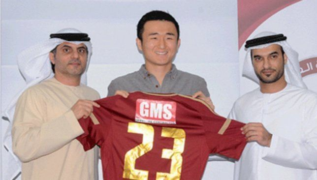 Rim Chang-woo New signing Rim Changwoo cant wait to get going at Al Wahda UAE