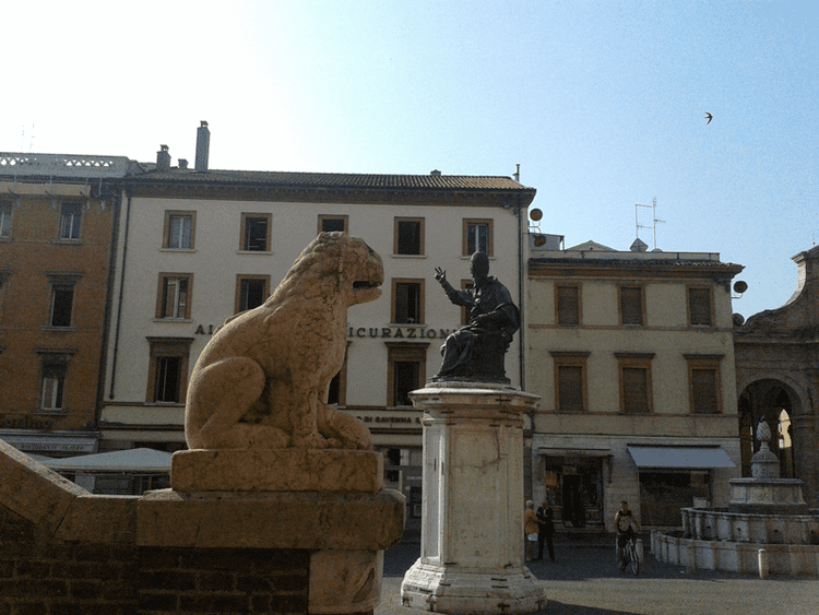 Rimini in the past, History of Rimini