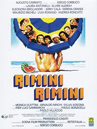 Rimini Rimini Amazoncom Rimini Rimini jerry cala laura antonelli sergio
