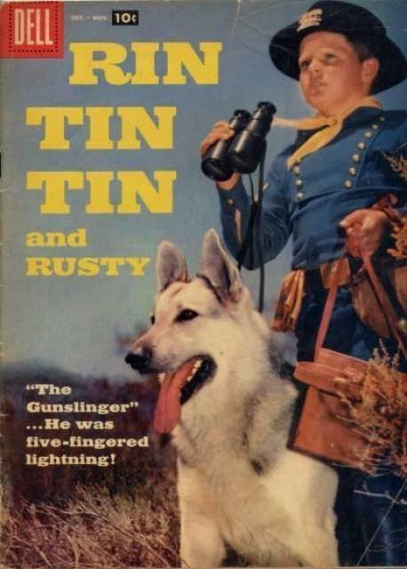 Rin Tin Tin Rin Tin Tin and Rusty Volume Comic Vine
