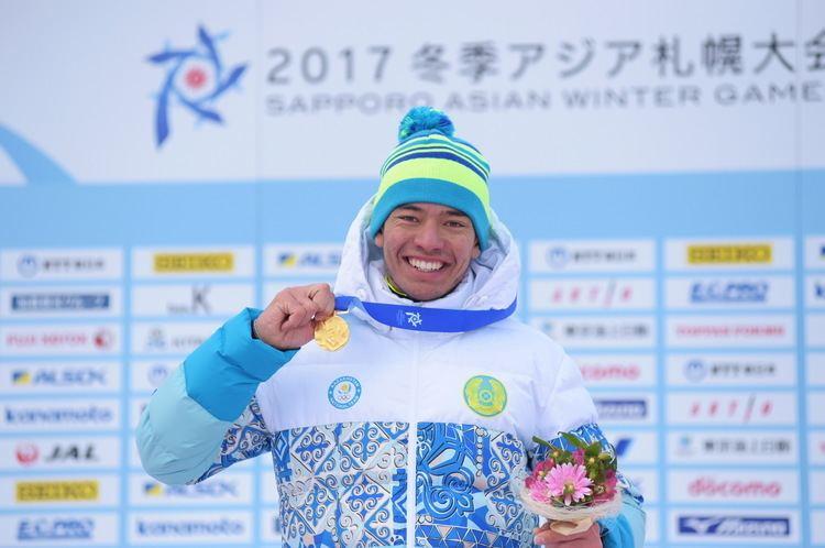 Rinat Mukhin 2017 Asian Winter Games Rinat Mukhin wins first gold for Team