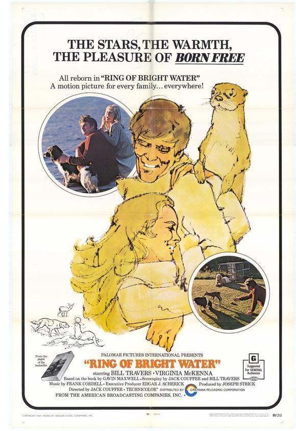 Ring of Bright Water (film) Ring of Bright Water 1969 Free Movie Online