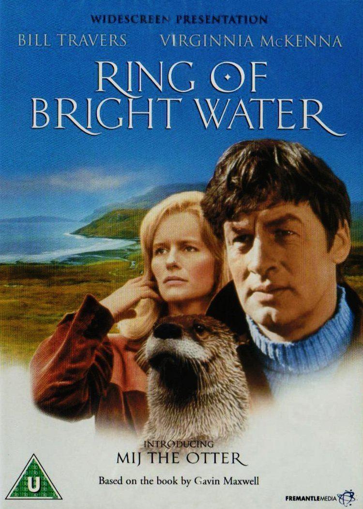 Ring of Bright Water (film) Ring of Bright Water 1969 DVD Amazoncouk Bill Travers