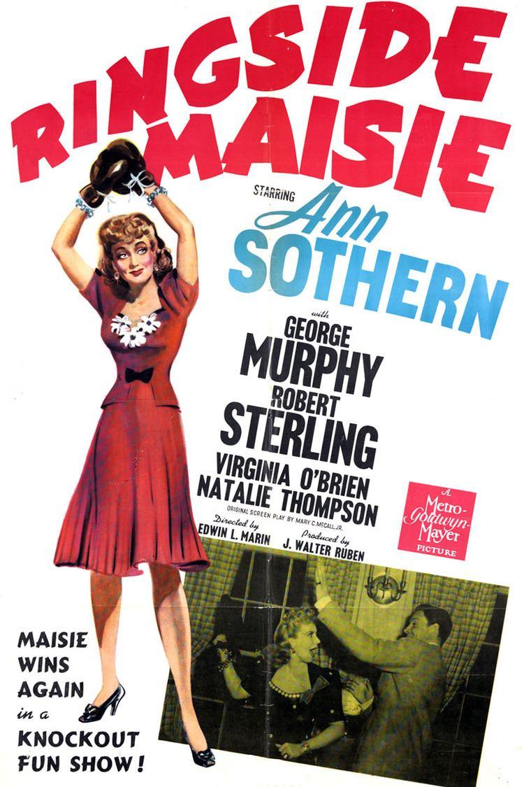 Ringside Maisie wwwgstaticcomtvthumbmovieposters8392p8392p