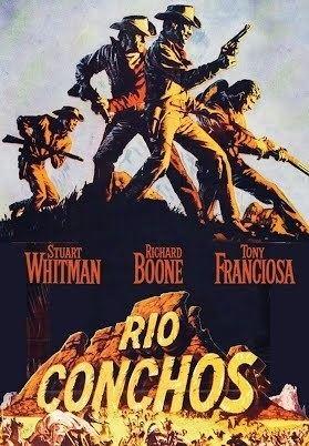 Rio Conchos (film) Rio Conchos DVD Trailer YouTube