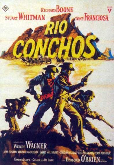 Rio Conchos (film) Complete Classic Movie Rio Conchos 1964 Independent Film News