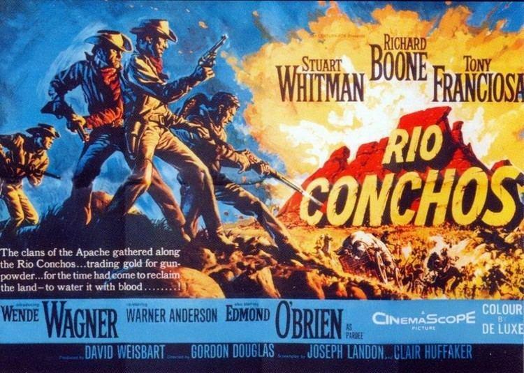 Rio Conchos (film) Rio Conchos Great Western Movies
