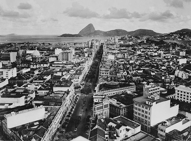 Rio de Janeiro in the past, History of Rio de Janeiro