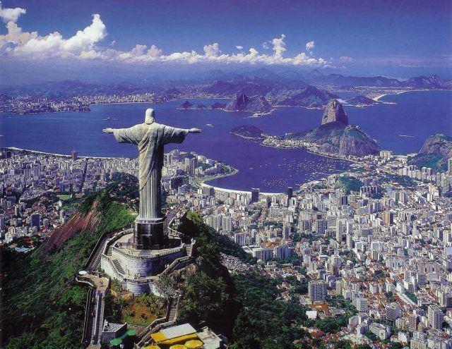 Rio de Janeiro Beautiful Landscapes of Rio de Janeiro