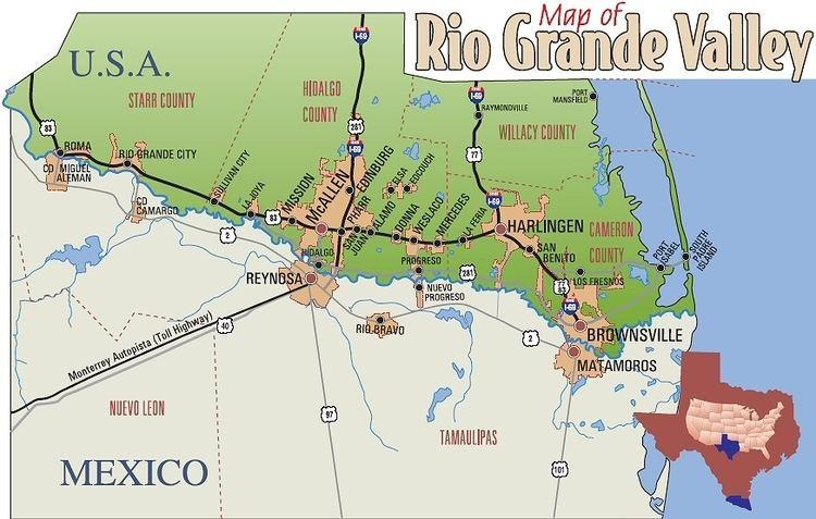 Rio Grande Valley Story amp Place Discovering the Rio Grande Valley through Literature